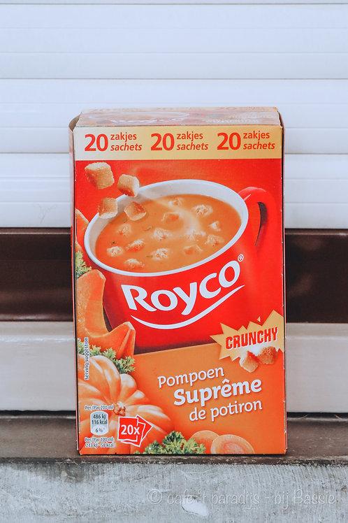 20 pakjes Royco soep