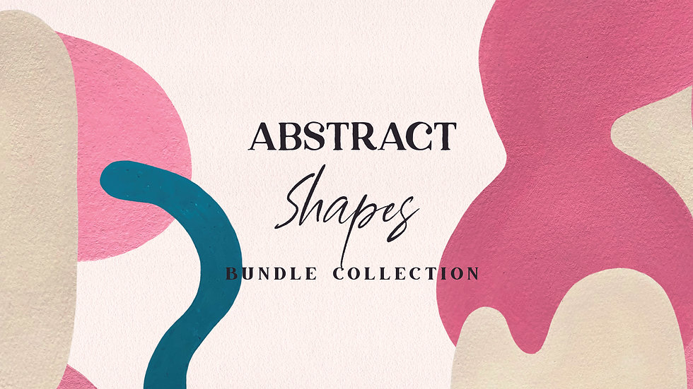 Abstract Illustrations Bundle