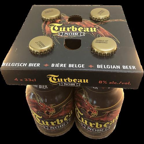 Turbeau Noir (4 flesjes 33cl)