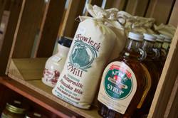 Pancake Mix & Syrup