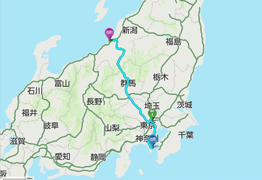 核燃料輸送経路