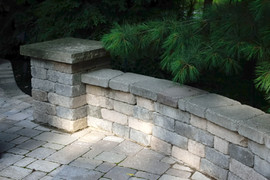 Retaining & decorative walls