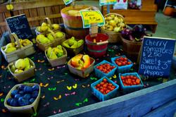 Assorted Fruits & Vegetables