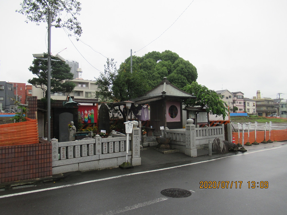 大山福地蔵