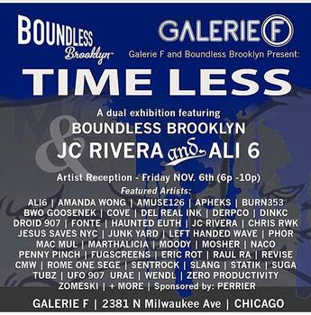 Boundless Brooklyn x Galerie F