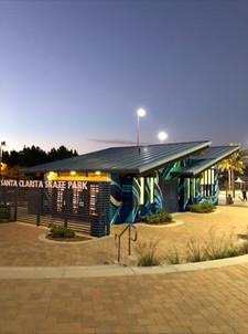 Santa Clarita Skate Park 6