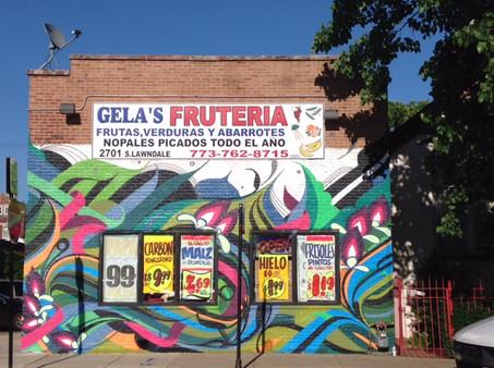 Gela's Fruteria © DEL REAL