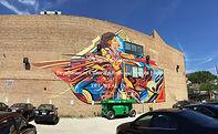 Embracing Life Mural - Del Real - YOPA1s