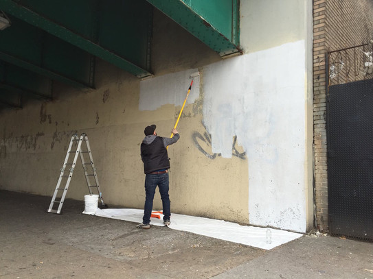 Brooklyn mural buffing wall.JPG