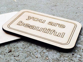 You Are Beautiful x Galerie F