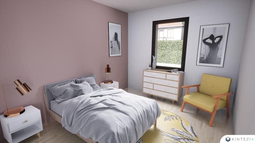 KINTEZIA Chambre visuel 3D