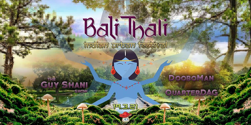 באלי טאלי ॐ משתלטות על בית מיקו! פסטיבל צהריים הודי אורבני