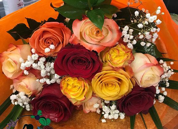 Rosas Mixtas