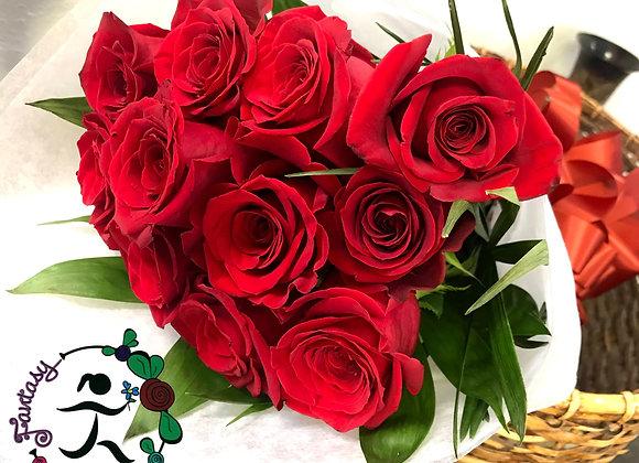 Clásica Docena de Rosas