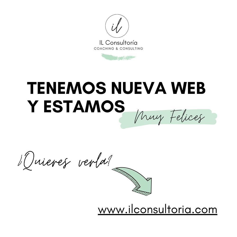 Nueva Web de IL Consultoría