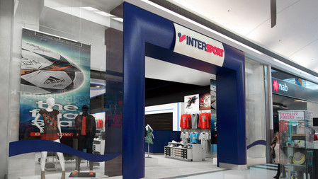 Intersport Colonnades (conceptual project)