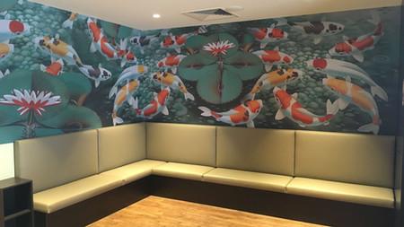 North China Restaurant refurbishment