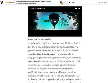 Ljubljanski zmaj na VECER.COM