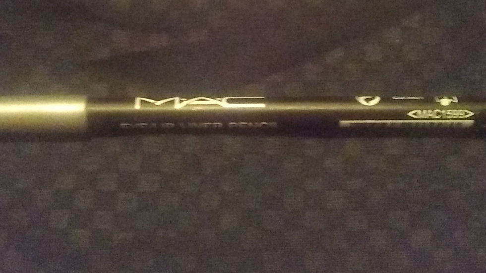 M.A.C Eye & Lip Liner (Black)