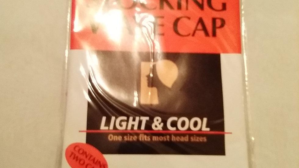 Stocking wave cap