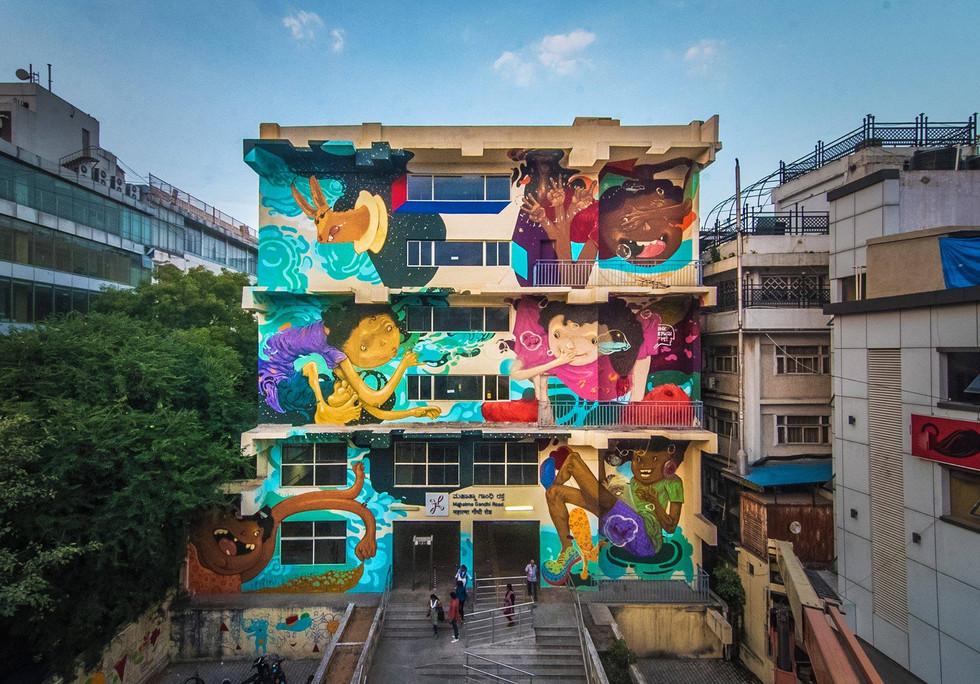 ST+ART Mural