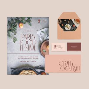• Crafty Gourmet