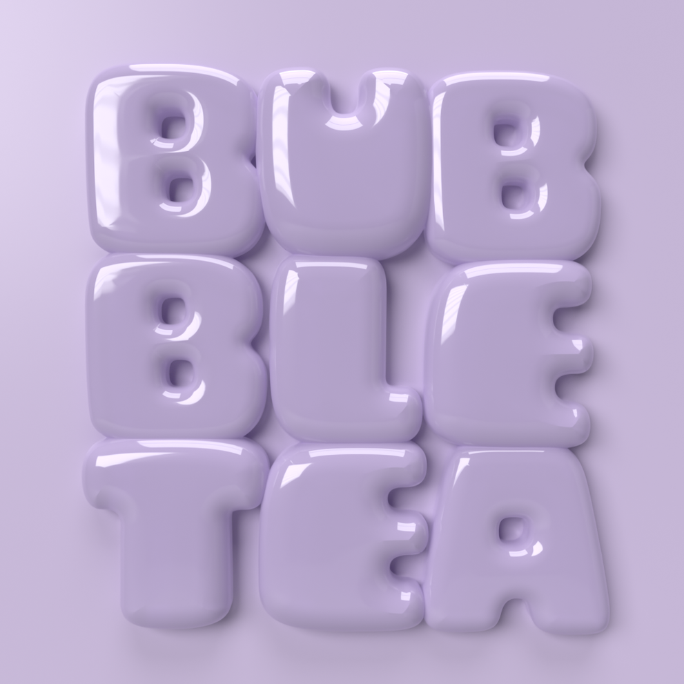 • 3D Typography