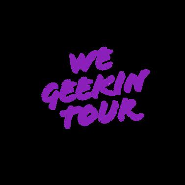 GEEKIN TOUR