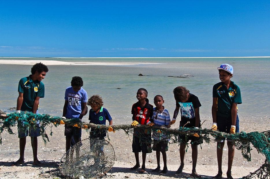 Pormpuraaw Ghost Net