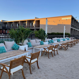 Oceanfront Seating