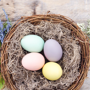 Host Like a Pro this Spring- Easter and Mother's Day Menu and Game Plan