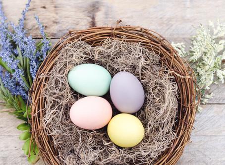 Menù di Pasqua a domicilio!