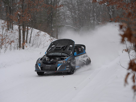 Sno*Drift Rally and ARA 2021