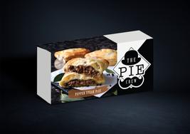 Pepper Steak Pie