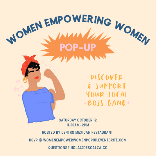 Women Up poster
