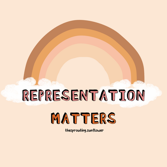 Representation Matters Logo