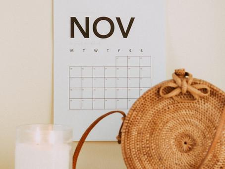 November 2020 Tax Update