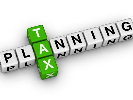 Individual Tax Planning Strategies