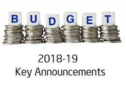 Federal Budget 2018/2019 - Business Changes