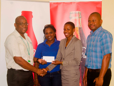 Banks DIH Ltd., support for Aliann Pompey International meet