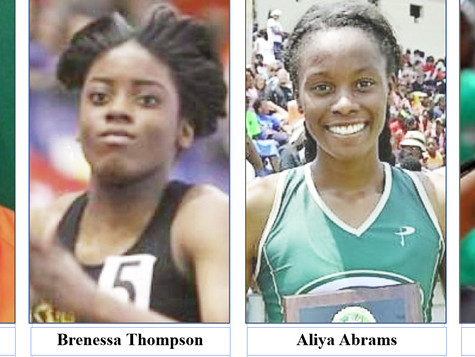 Rio Olympics bound athletes for Aliann Pompey Invitational