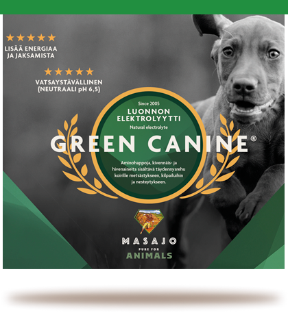 Green Canine