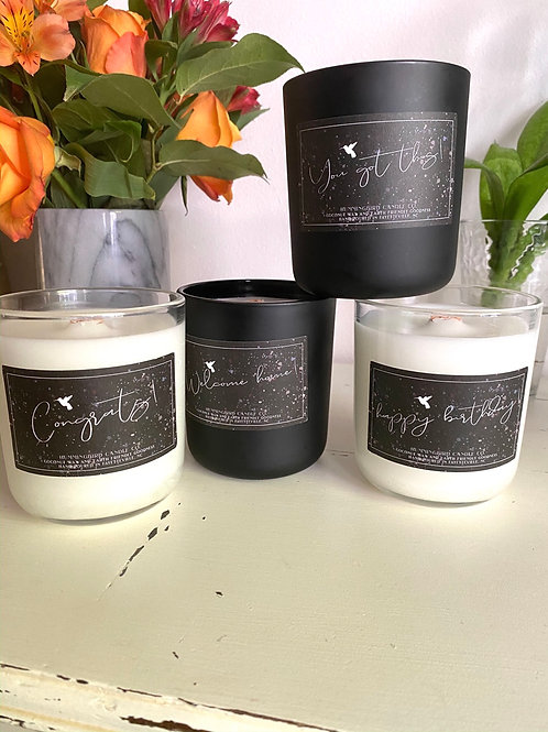 Celebrate 4 Candle Gift Pack