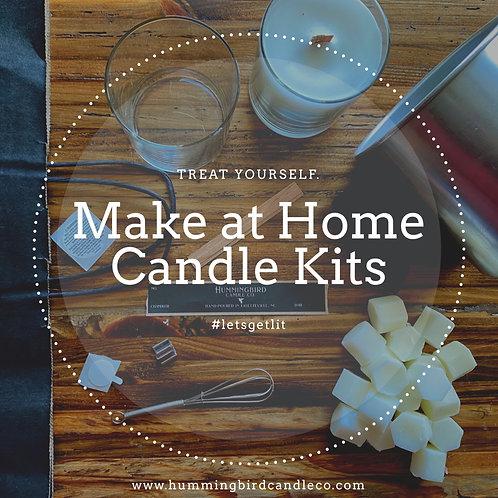 Make at Home Candle Kit Set of 4