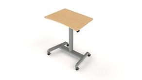 Pneumatic Quick Adjust Desk