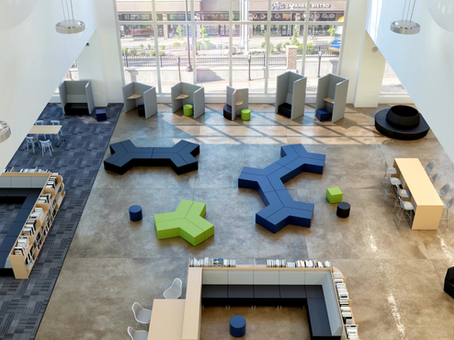 Shape Seating Groups by ENERGI™