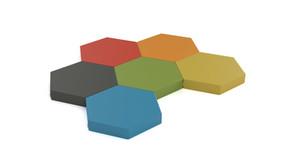 Soft Floor Cushions by ENERGI™