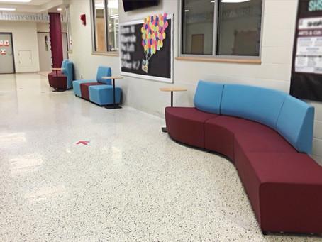 Hallway Soft Seating Refresh