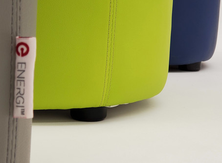 Ottoman Seating by ENERGI™