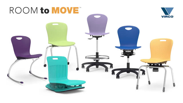 Active Seating Solutions for schools